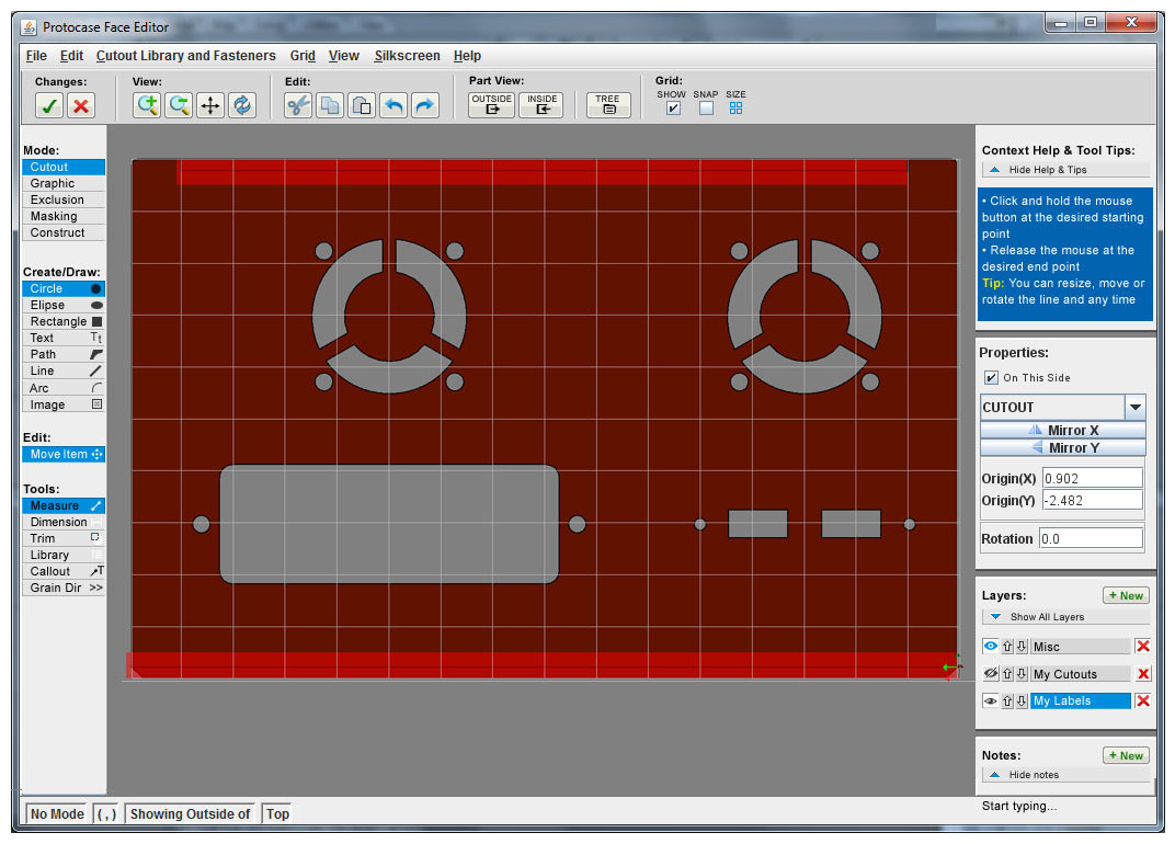 Protocase Designer The Fastest And Easiest Way To Design Price And Build Custom Electronics Enclosures